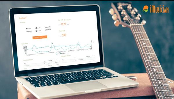 iMusician : distributeur de musique digital