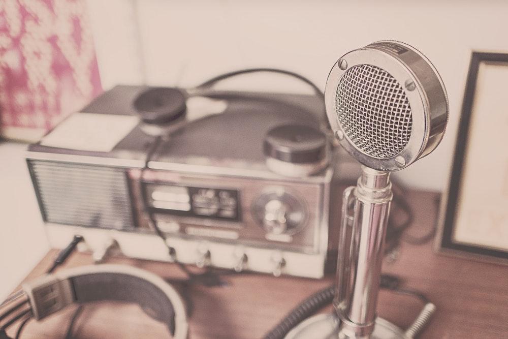 passer musique radio