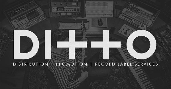 Ditto Music pour la distribution et la promotion de votre musique