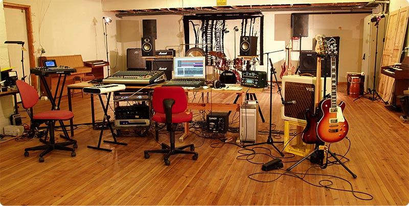 instruments enregistrement home studio avis