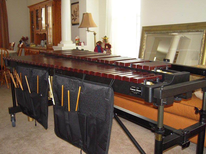 marimba instrument famille percussion avis