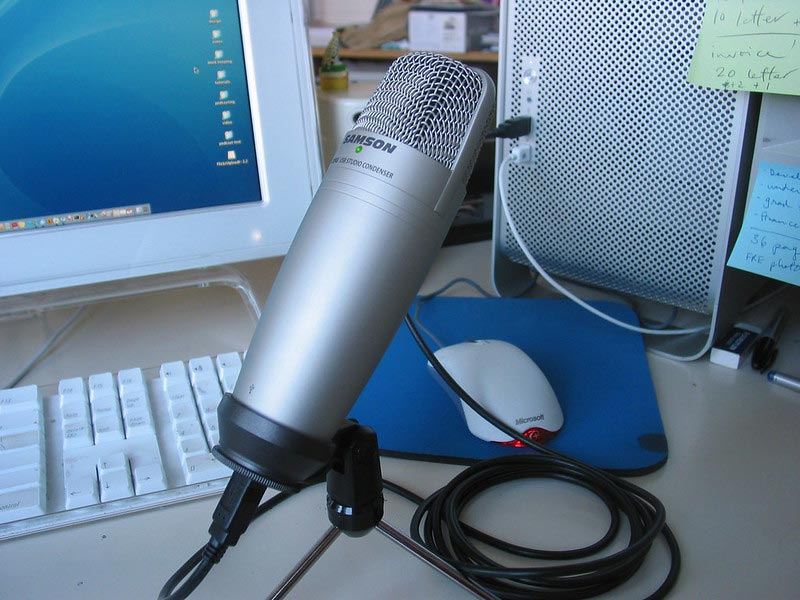 simple a touver installer microphone usb avis