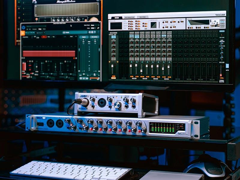 amplifier son enregistrer microphone preampli micro avis