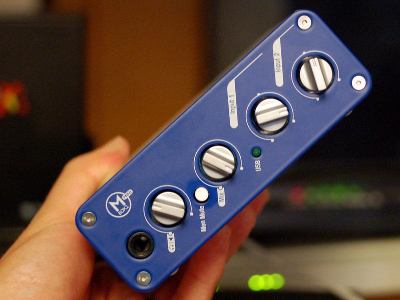 connecter micros instruments ordinateur interface audio avis