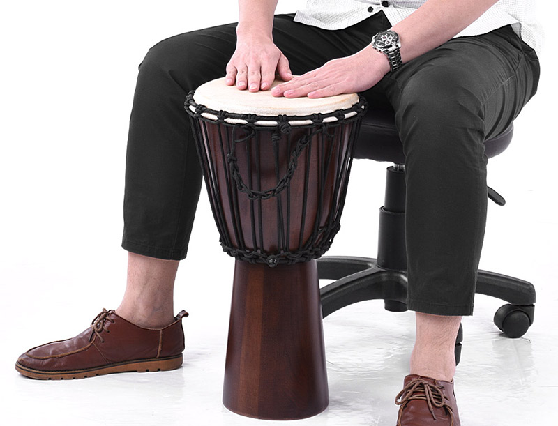 djembe tambour bois bongo professionnel avis