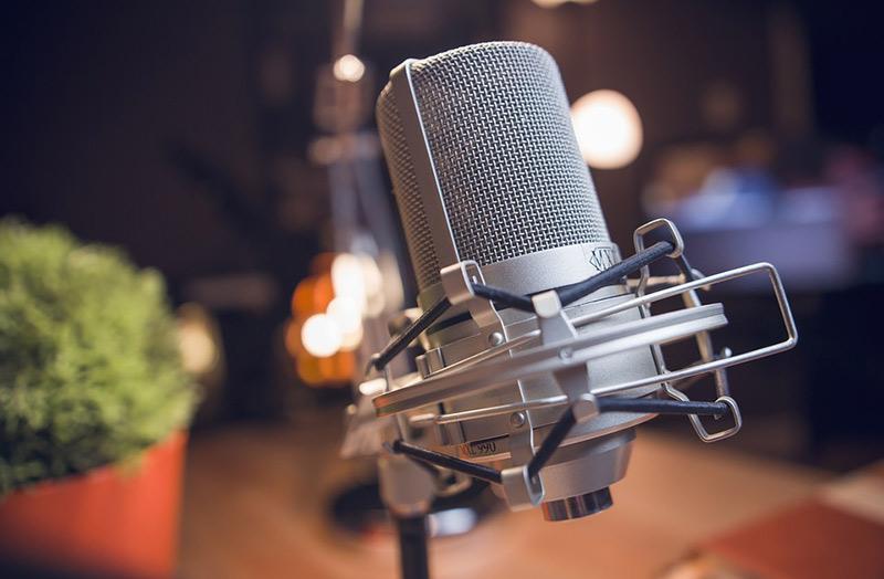 enregistre voix instruments micros enregistrement avis