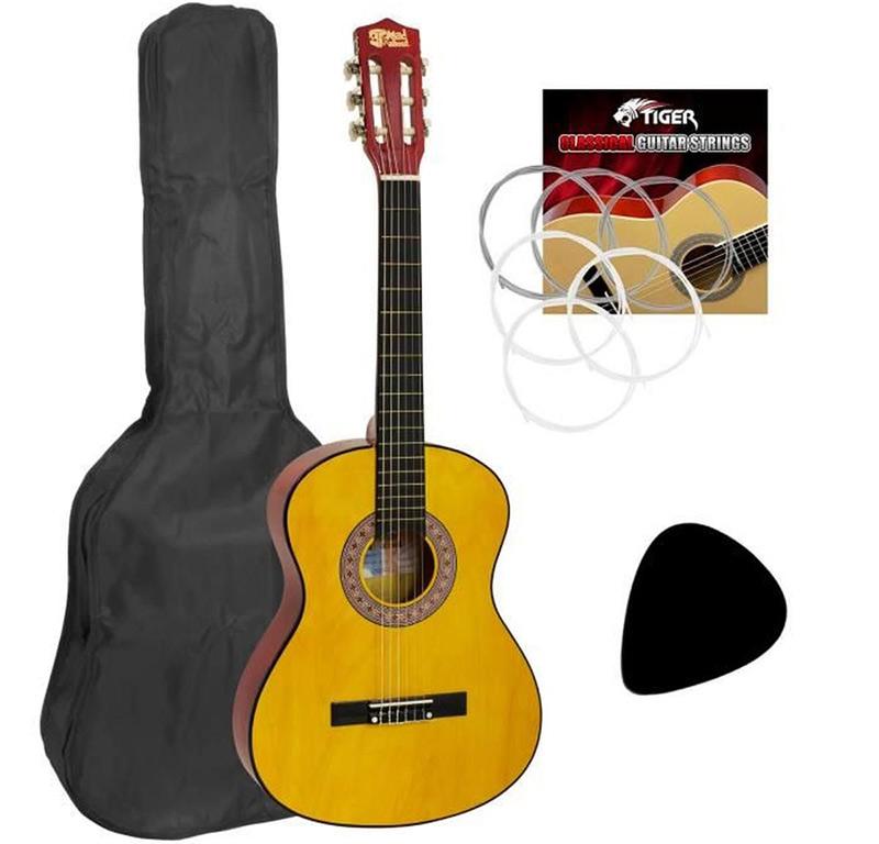 guitare classique tiger pack enfant 3 4 avis