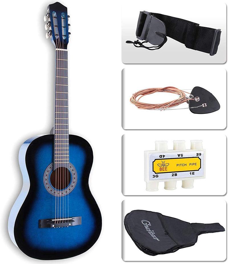 lagrima guitare acoustique guitare enfant avis