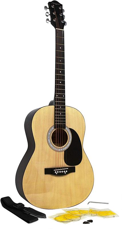 martin smith w 500 pack guitare acoustique avis
