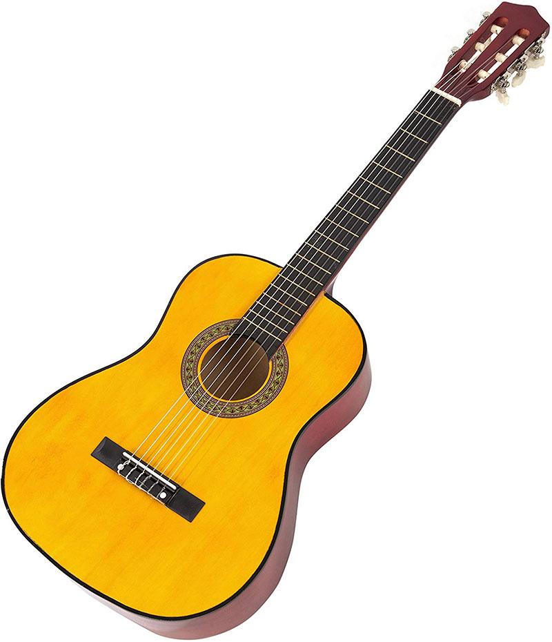 music alley ma 34n guitare junior naturel avis