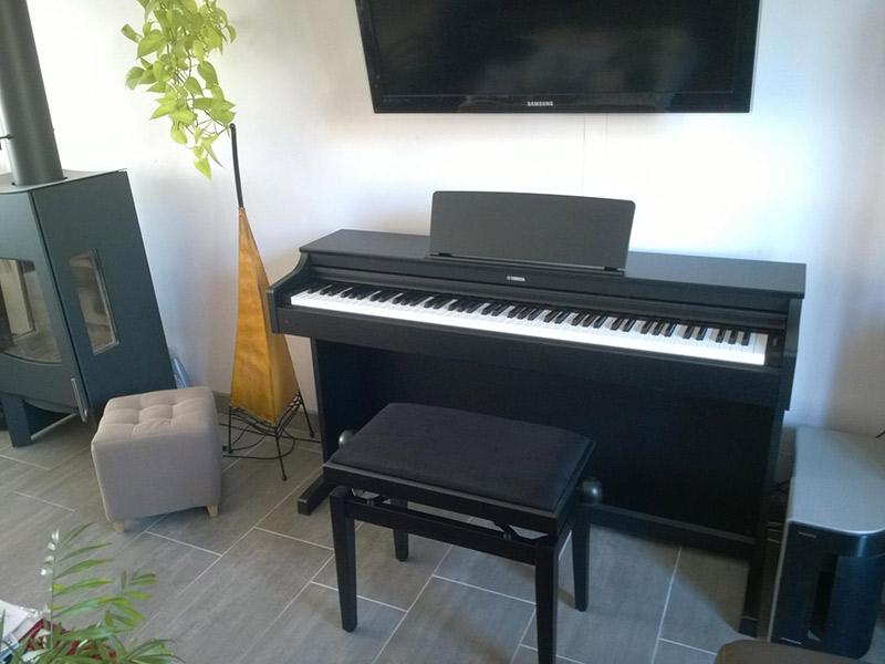 selectionner piano yamaha selon dimension avis