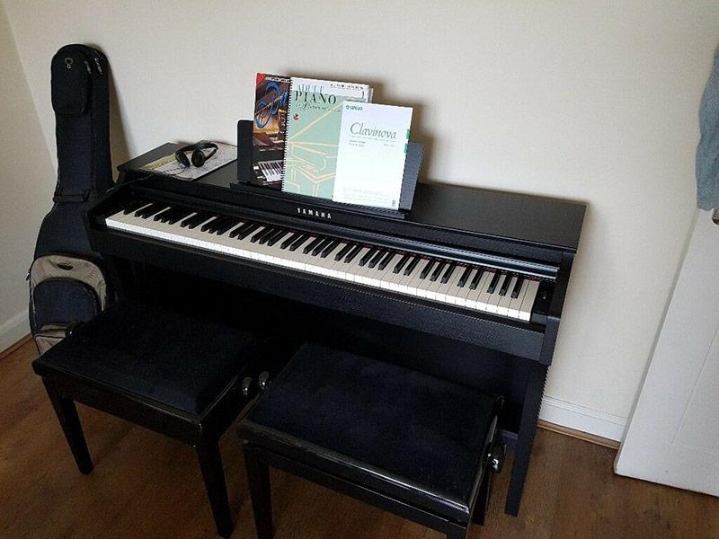 yamaha clp 625 piano numerique avis