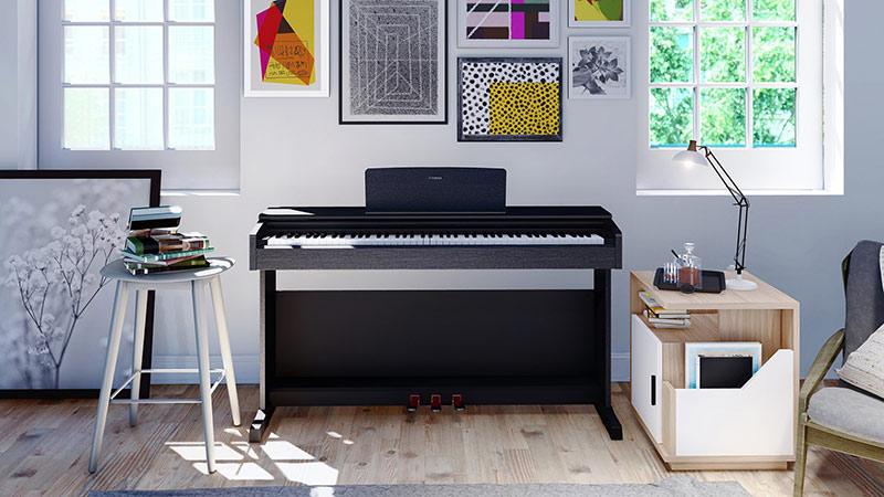 yamaha ydp 144 arius piano numerique avis