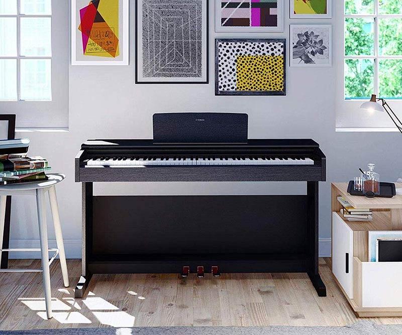 yamaha ydp 144 piano numerique avis