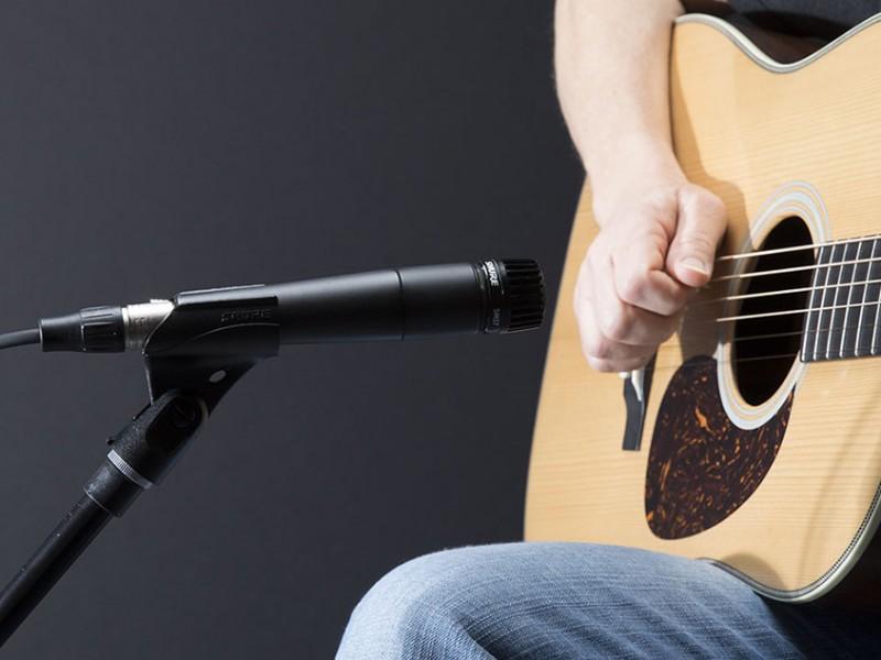 classement comparatif 8 meilleurs micros enregistrement guitare avis