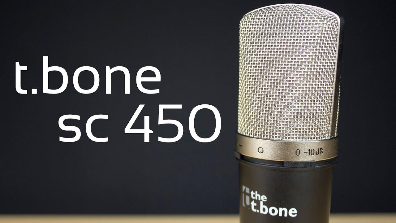 T bone SC 450 USB